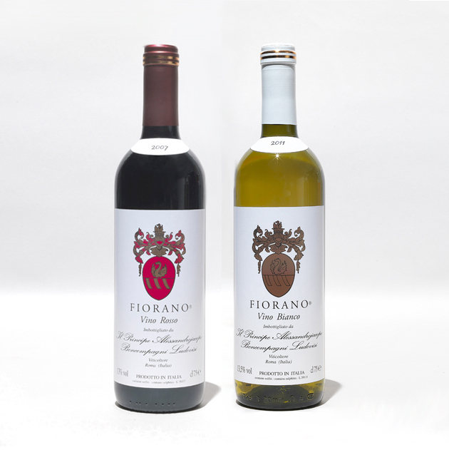 Fiorano, Fiorano White wine and Fiorano Red wine