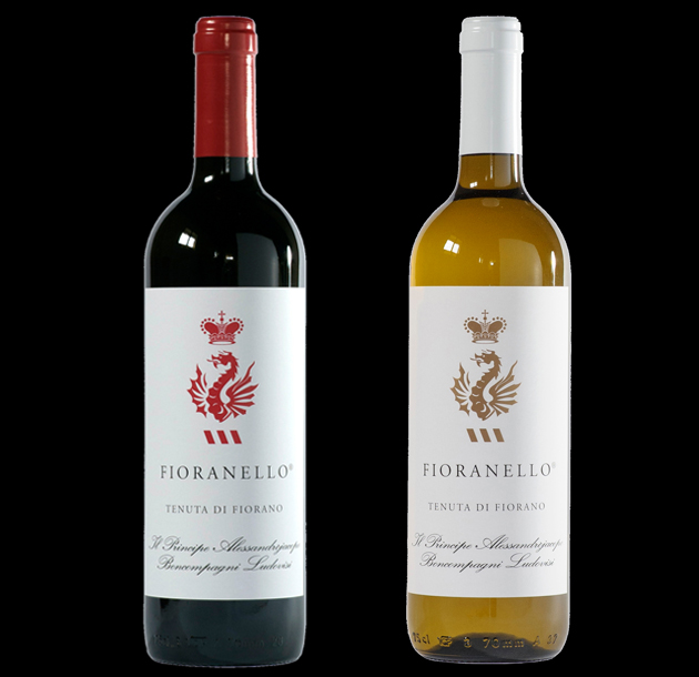 Fiorano, Fioranello White wine and Fioranello Red wine