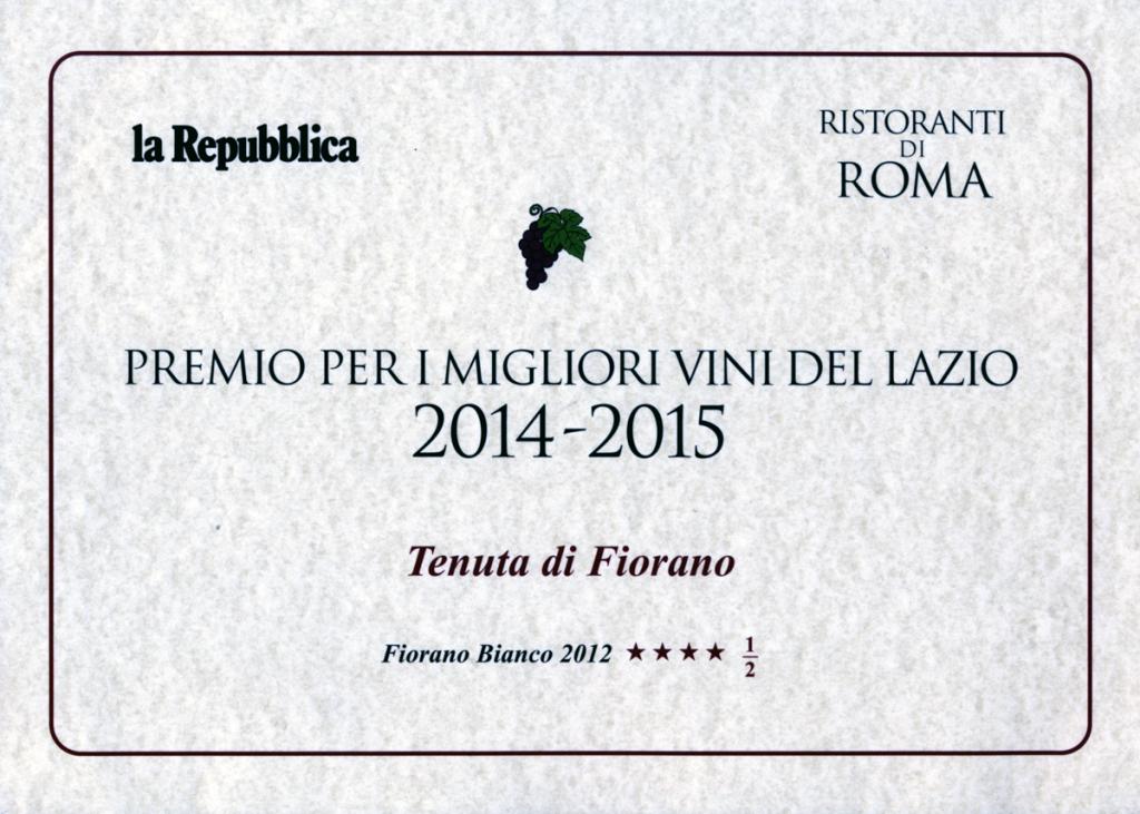 Tenuta di Fiorano Rassegna stampa 2013 - RAI3