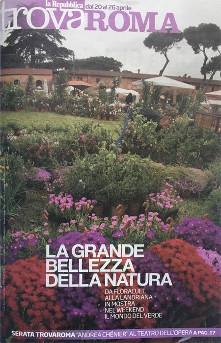 Fiorano Rassegna Stampa 2017 La Repubblica - TrovaRoma