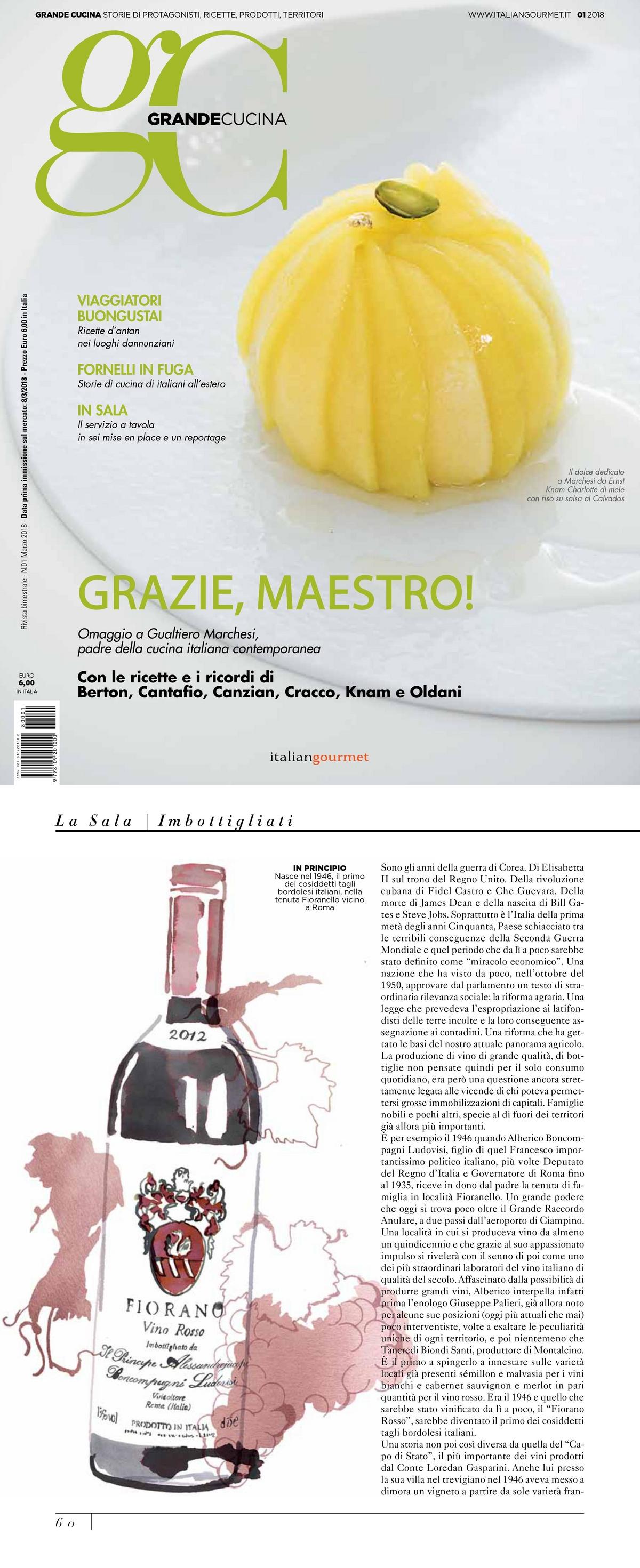Cabernet Sauvignon e Merlot: il taglio bordolese italiano